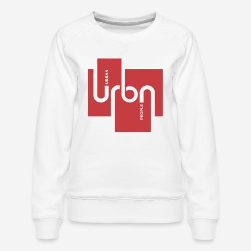 Stadtmenschen Stadt - Frauen Premium Pullover