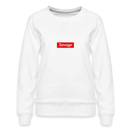 Clothing - Women's Premium Sweatshirt