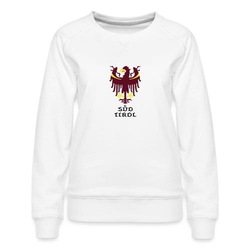Wappen des Landes Südtirol - Frauen Premium Pullover