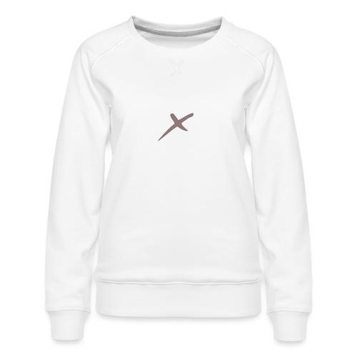 X-Clothing v0.1 - Sudadera premium para mujer