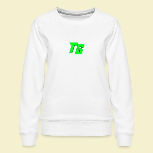 TristanGames logo merchandise - Vrouwen premium sweater