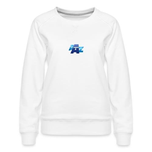 AAZ design large - Sweat ras-du-cou Premium Femme