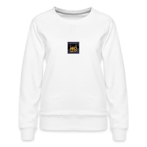 pro gamer magliette grembiule da cucina - Felpa premium da donna