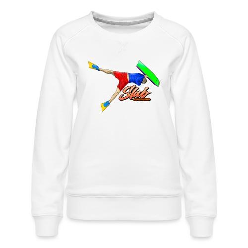 MS Invert - Women's Premium Sweatshirt