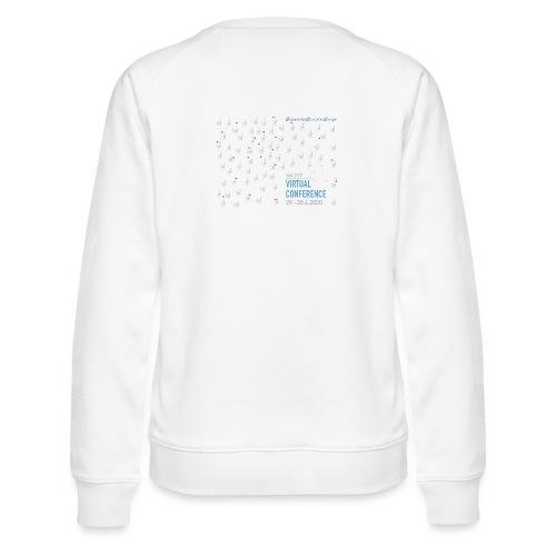 EEE2020 Virtual Conference - Women's Premium Sweatshirt