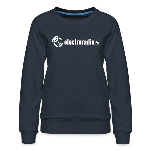 electroradio.fm - Women's Premium Sweatshirt