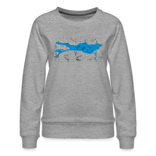 Bodensee Leiterlispiel - Frauen Premium Pullover