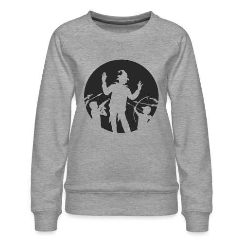 Le Clown - Sweat ras-du-cou Premium Femme