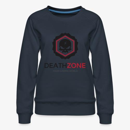DeathZone Logo Avatar - Bluza damska Premium