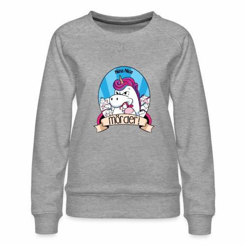 Murder Unicorn - Frauen Premium Pullover
