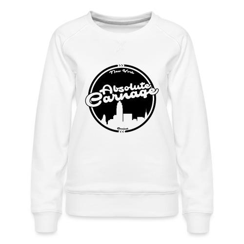 Absolute Carnage - Black - Women's Premium Sweatshirt