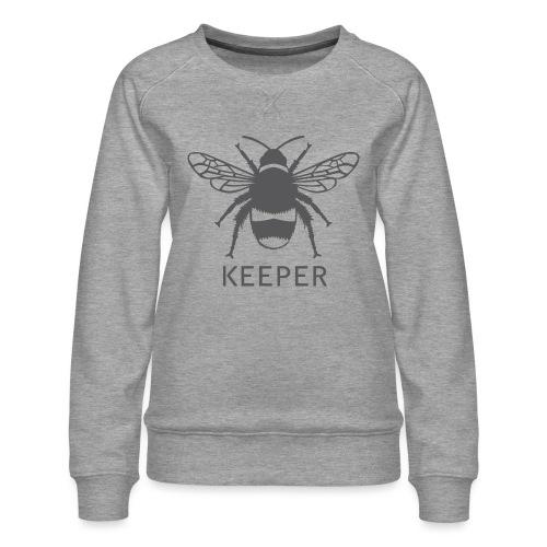 Bee Keeper - Women's Premium Sweatshirt