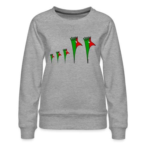 Galoloco - Familia3 - Women's Premium Sweatshirt
