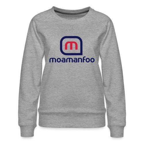 Moamanfoo - Sweat ras-du-cou Premium Femme