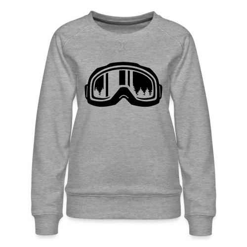 snowboard - Vrouwen premium sweater