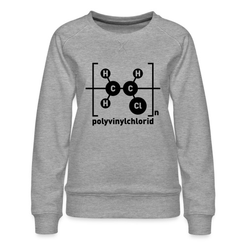 vinyl - Frauen Premium Pullover