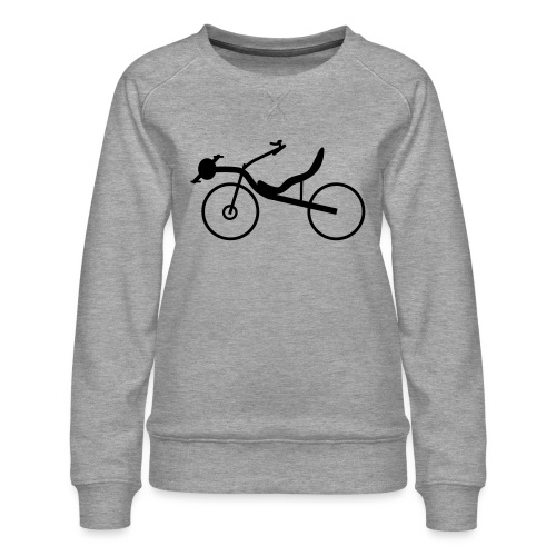 Raptobike - Frauen Premium Pullover