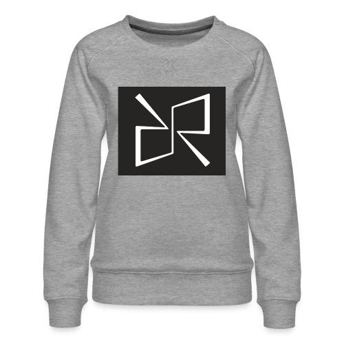 Rymdreglage logotype (RR) - Women's Premium Sweatshirt