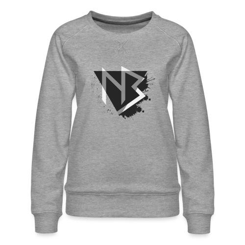 T-shirt NiKyBoX - Felpa premium da donna