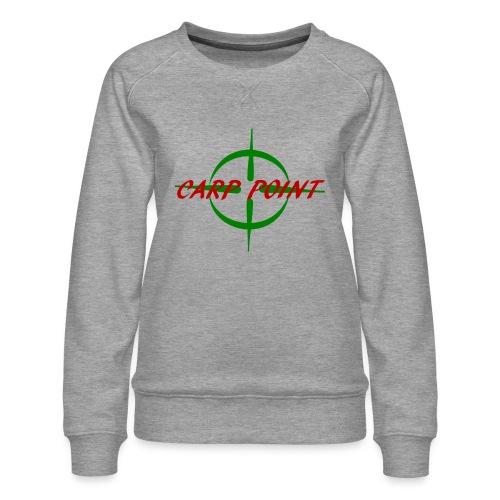 Carp Point T-Shirt - Frauen Premium Pullover