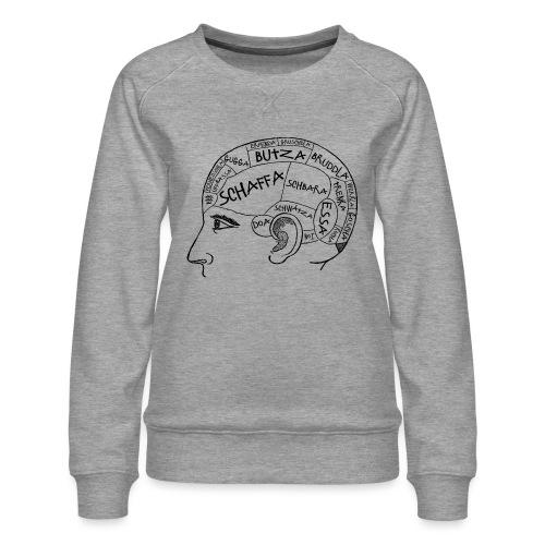 Kopfsache - Frauen Premium Pullover