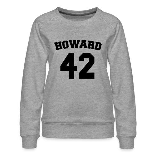 Beavers back - Vrouwen premium sweater