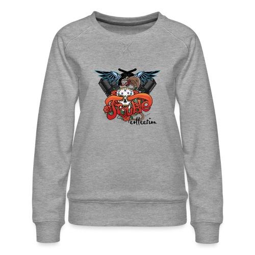 Trouble ONE - Frauen Premium Pullover