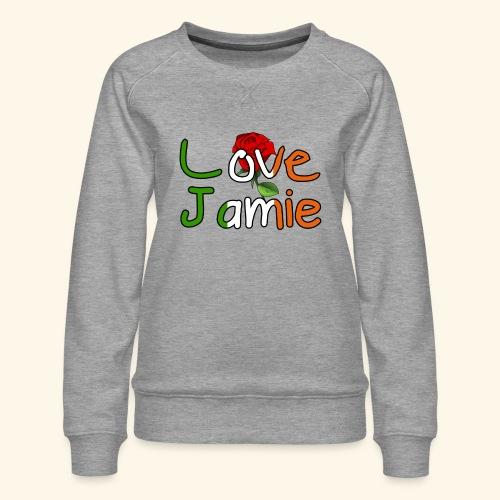 Jlove - Women's Premium Sweatshirt