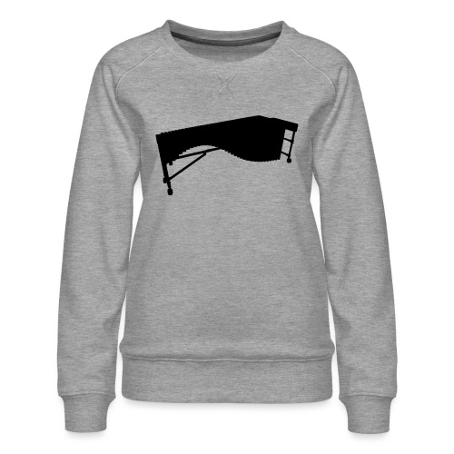 Marimba Kontur - Frauen Premium Pullover