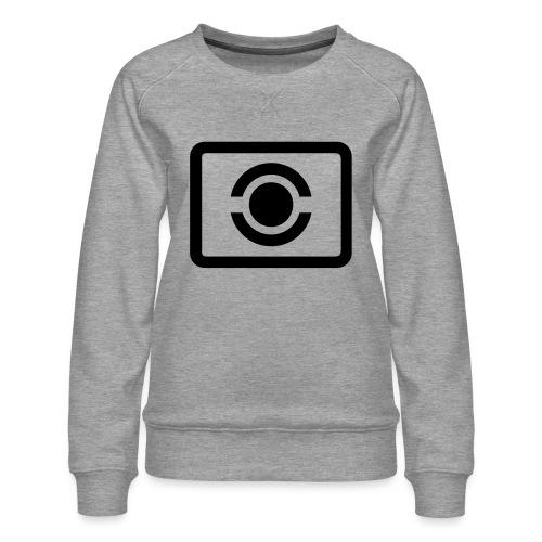 Mehrfeldmessung - Frauen Premium Pullover