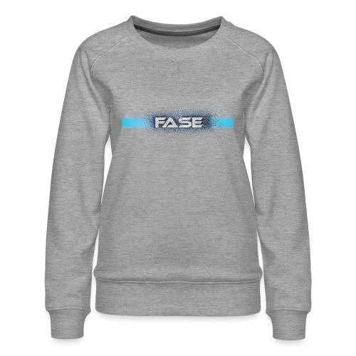 FASE - Women's Premium Sweatshirt