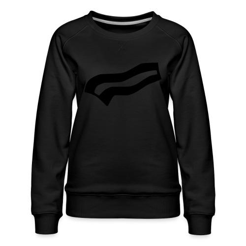 Crispy bacon - Women's Premium Sweatshirt