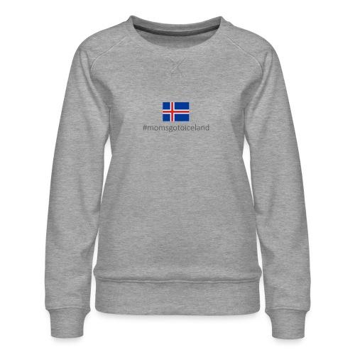 Iceland - Women's Premium Sweatshirt