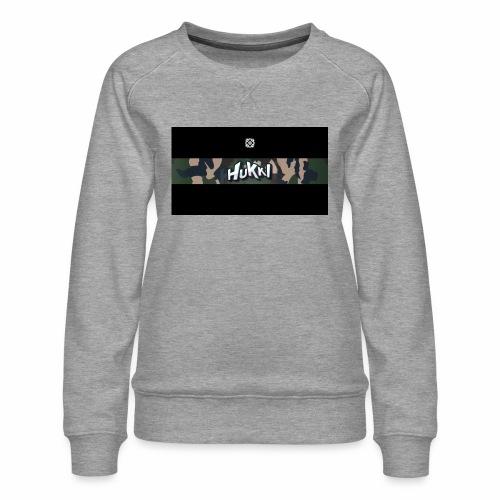 HuKKi - Frauen Premium Pullover