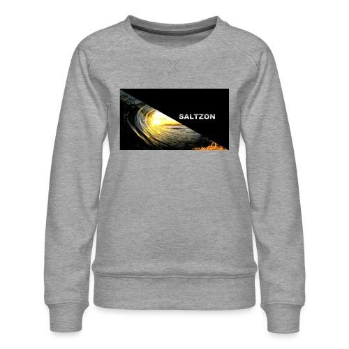 saltzon - Women's Premium Sweatshirt