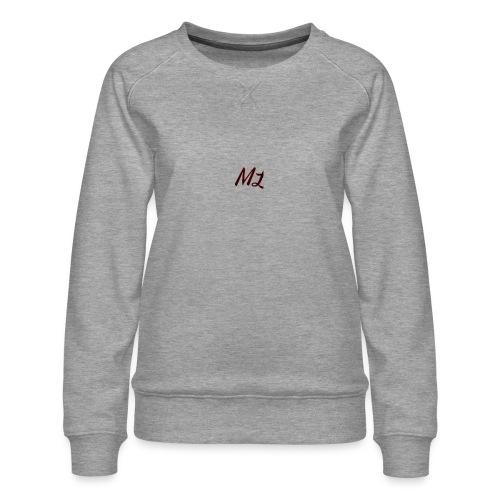 ML merch - Women's Premium Sweatshirt