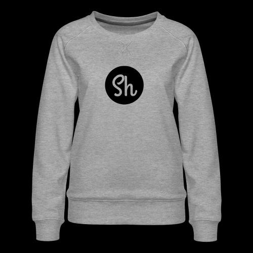 LOGO 2 - Women's Premium Sweatshirt