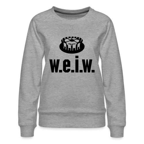 Titeltraum - Frauen Premium Pullover