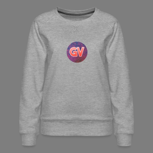 GV 2.0 - Vrouwen premium sweater