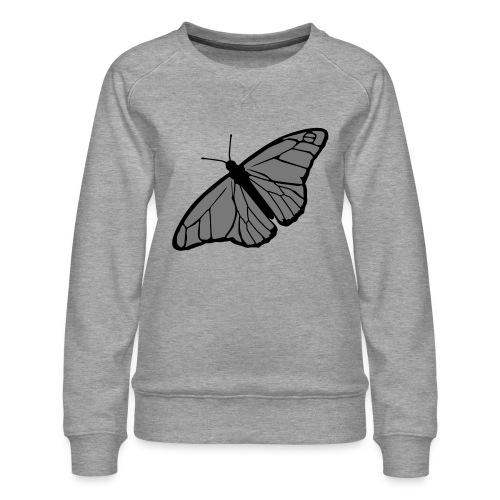 Schmetterling - Frauen Premium Pullover