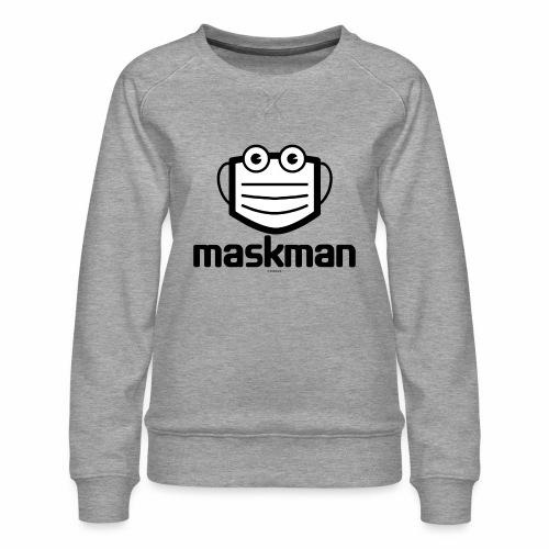 Maskman - Vrouwen premium sweater
