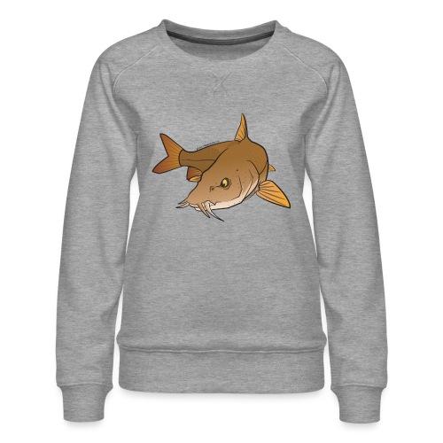 Red River: Barbel - Women's Premium Sweatshirt