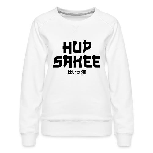 Hup Sakee - Vrouwen premium sweater