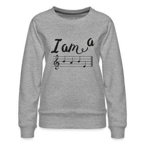 ImABabe - Vrouwen premium sweater