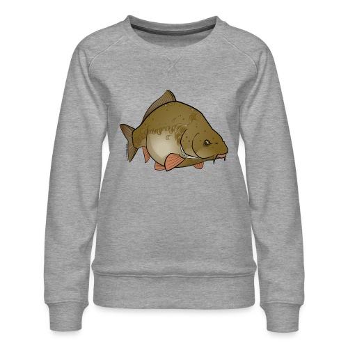 Red River: Carp - Women's Premium Sweatshirt