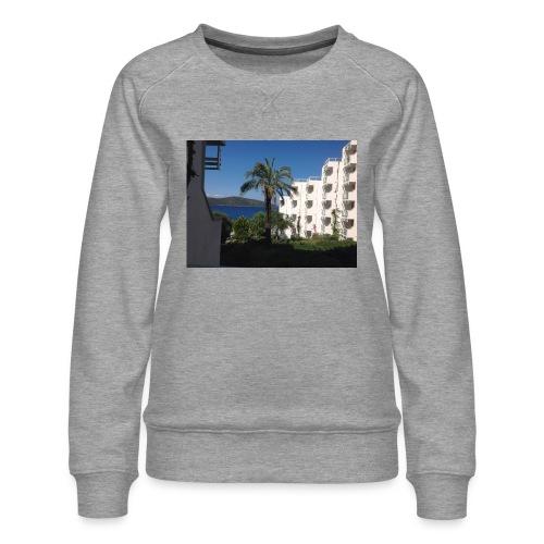IMG 0695 - Dame premium sweatshirt