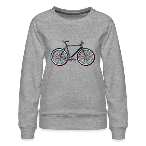 Single-Speeder - Frauen Premium Pullover