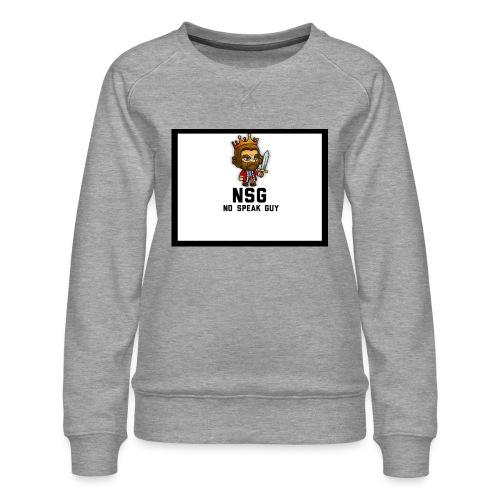 Test design - Women's Premium Sweatshirt