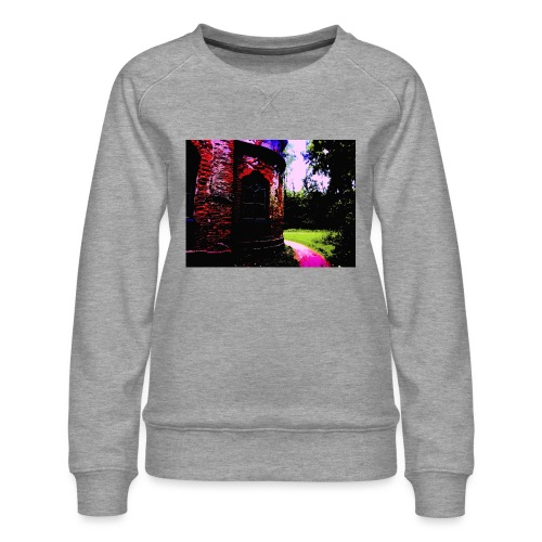POP - Women's Premium Sweatshirt