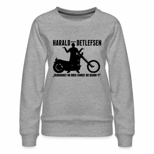 Harald Detlefsen - Frauen Premium Pullover